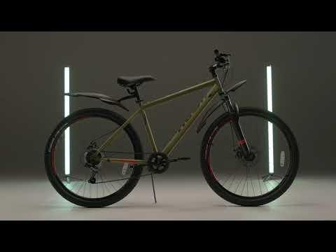 "Велосипед горный 27,5"" NX675 DISC ST 6ск RUSH HOUR"
