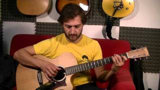 The Pink Panther Theme - Fingerstyle Guitar