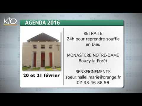 Agenda du 8 février 2016