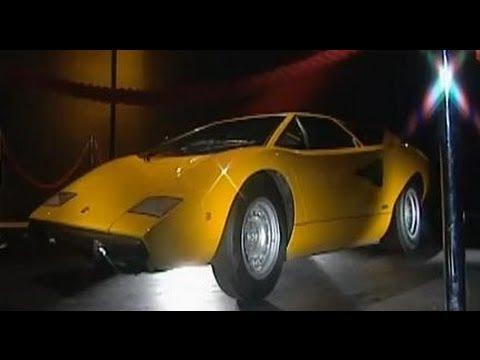 Lamborghini Countach | Clarkson's Car Years | BBC