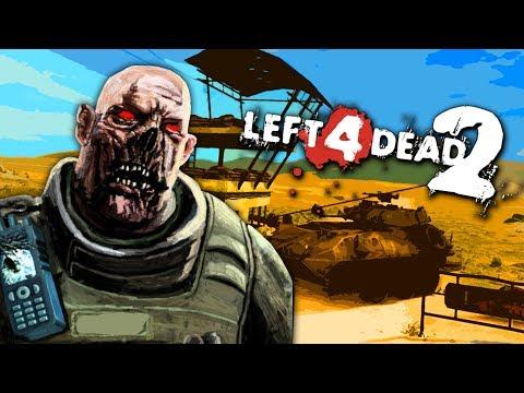 Dark Waters Zombie Adventure (Ep 4)(Left 4 Dead 2 Zombies