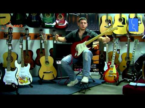 לימוד גיטרה חשמלית – דאון