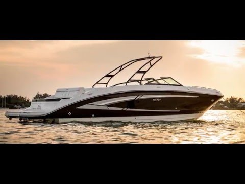 Sea Ray 290 Sundeckvideo