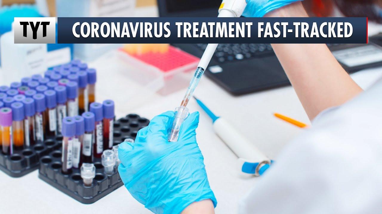 Promising Coronavirus Treatment On The Way? thumbnail