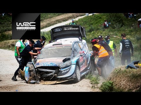 WRC - Vodafone Rally de Portugal 2019: Best of Action!