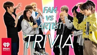 NCT 127 Goes Head to Head With Their Biggest Fan   Fan Vs Artist Trivia