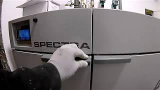 no i mamy piecyk DEFRO SPECTRA 14KW PELLET Zx59 S08E14