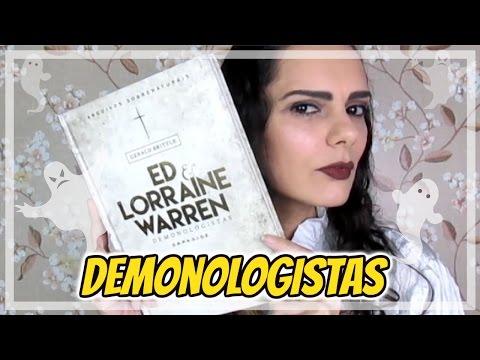 Resenha do livro Demonologistas DarkSide Books | Luciana Queiróz