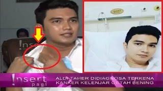 INNALILLAHI ALDI Taher Masuk UGD Karena Penyakit KANKER ~ Gosip Terbaru 27 Oktober 2016
