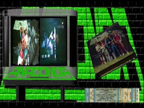 Anaconda Live 1985 Promo Video.mpg