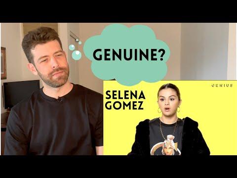 Communication Expert REACTS to Selena Gomez
