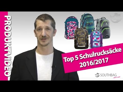 Top 5: Die besten Schulrucksäcke der Saison 2016/2017