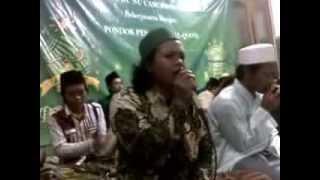 Sholawat Qobiri Acara Pengajian Malam Minggu Kliwon Pondok Pesantren Al Qodir 1 Maret 2014