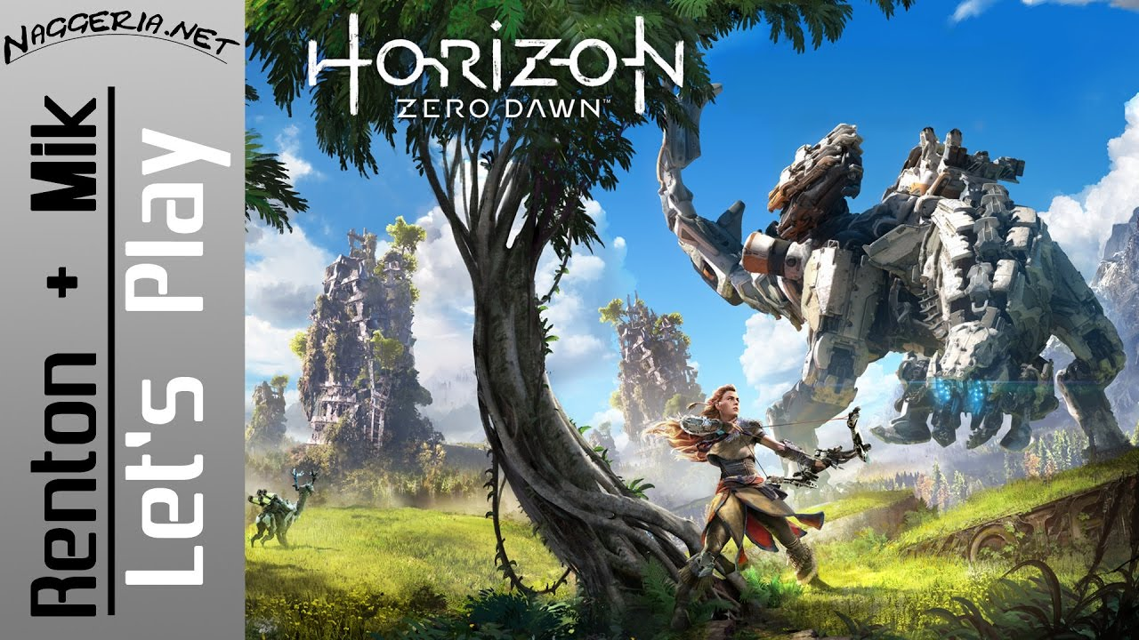 Horizon Zero Dawn – Angespielt