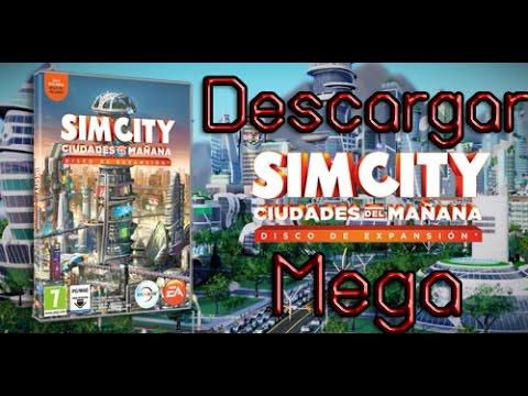 Descargar Simcity 5 Deluxe Edition + Ciudades del Mañana 2017 Español Mega 100% Full Crackeado
