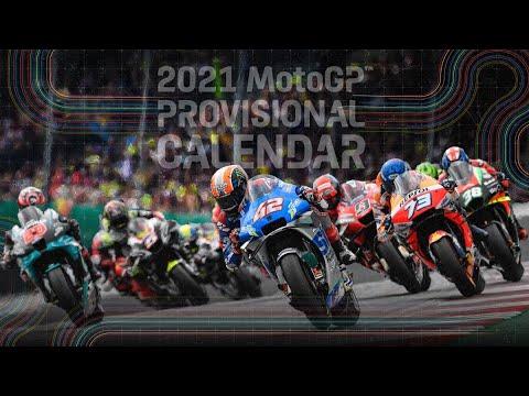 2021 Provisional MotoGP™ calendar
