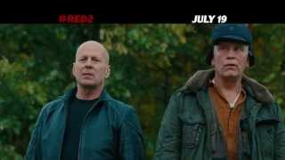 The Trail - TV Spot 1 - Red 2