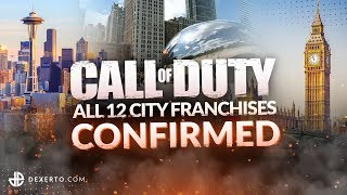CoD Franchising EXPLAINED; FULL team list confirmed | Call of Duty League (CDL)