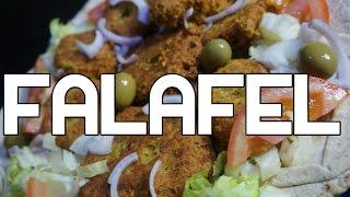 Falafel Recipe  - Arab Falafel - Middle Eastern Falefal Video- How To Make Falafel -   فلافل