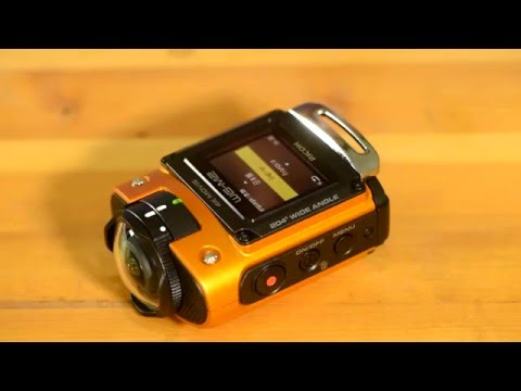 Ricoh WG-M2 Camera