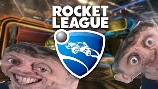 Rocket League But Every Time I Score There's A Meme #2