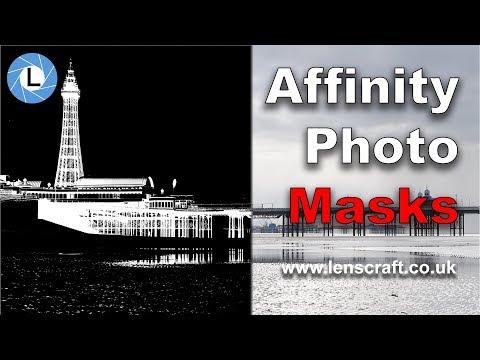 Affinity Photo Tutorial 5: Luminosity Masks Made Easy