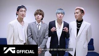 WINNER   'EVERYDAY' BEHIND THE SCENES At SBS Inkigayo