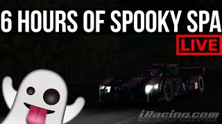iRacing - 6 Hours Of Spooky Spa | FT. Boiley