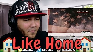 Eminem - Like Home Feat Alicia Keys REACTION!!