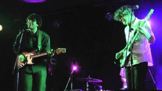 Ducktails 'Hamilton Road' + new song live @ CCVF, Guimarães 17-06-11