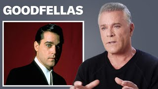 Ray Liotta Breaks Down His Most Iconic Characters | GQ