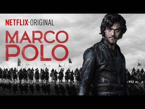 MARCO POLO Season 1 | TRAILER Adventurer | New NETFLIX Series | HD