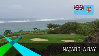 preview picture of video 'Natadola Bay Golf Course'