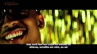 August Alsina feat. Rich Homie Quan - Ghetto (Legendado/Tradução) [Video Oficial]