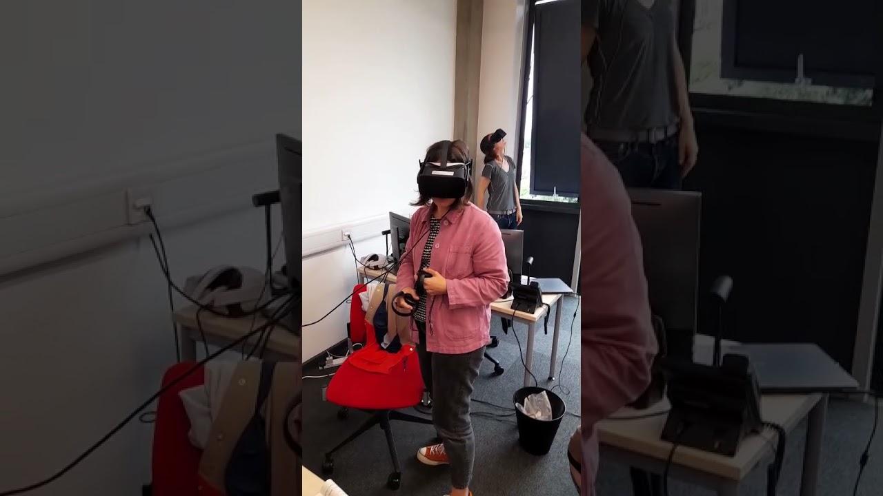 Staff Development Day at Immersive Labs NFTS 2021