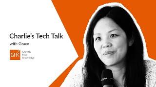 GfK Charlie's Tech Talk   Episode 07