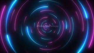 neon lights background | Neon lights background video | Royalty Free Footages