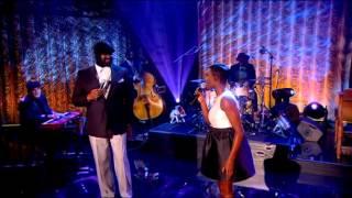 Gregory Porter & Laura Mvula - Water Under Bridges (Graham Norton Show 6.2.2015)