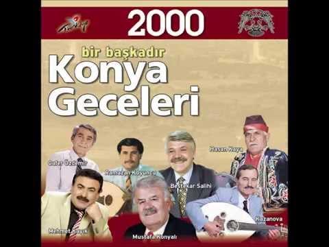 KONYA GECELERİ  2000 & CEZAYİR & KAZANOVA