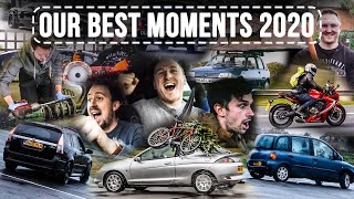 Our Top 14 Video Highlights Of 2020! by Car Throttle
