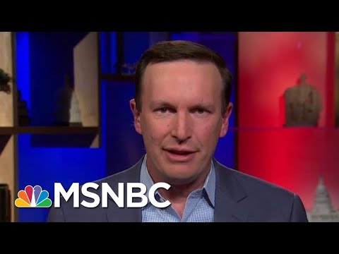 Senator Chris Murphy On Concerns Over U.S. Nukes On Turkish Soil | All In | MSNBC