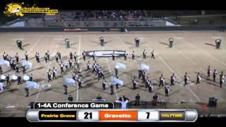 Prairie Grove (28) vs Gravette (7) 2013