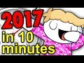 The History Of YouTube In 2017 (ft. TheOdd1sOut) | A Brief History
