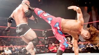 10 WWE Dream Matches That Only Happened Once