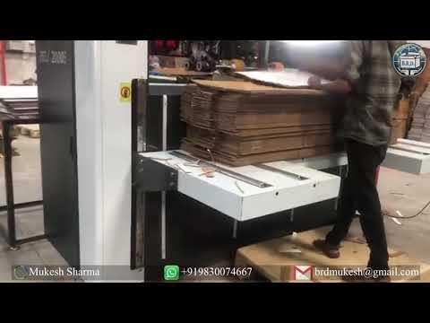 Semi Auto Stitching Machines