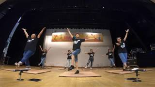 什麼是 Tap dance 裡面的 B.S. Chorus?