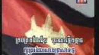នគររាជ Cambodian national anthem (TVK - full version)
