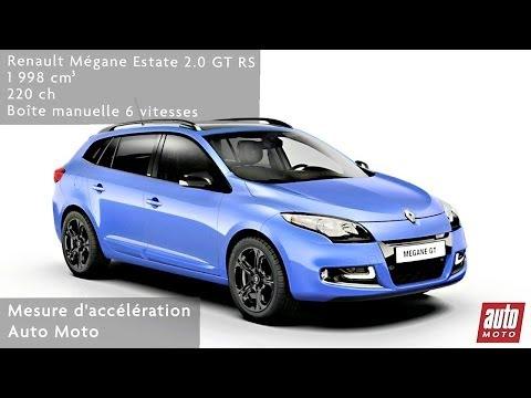 Renault Mégane Estate 2.0 GT RS