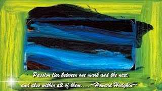 Chris Rea - Which Part Of The Painting Made You Cry? (Howard Hodgkin Artwork)