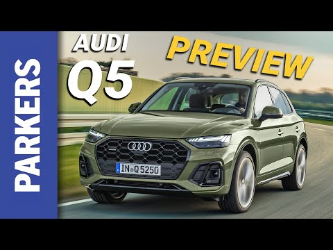 Facelifted Audi Q5 (2020) Quick Preview | Q5, X3 or GLC – which would you buy?